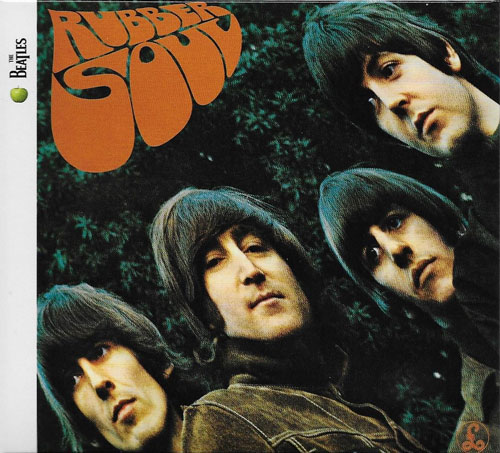The Beatkes Rubber soul