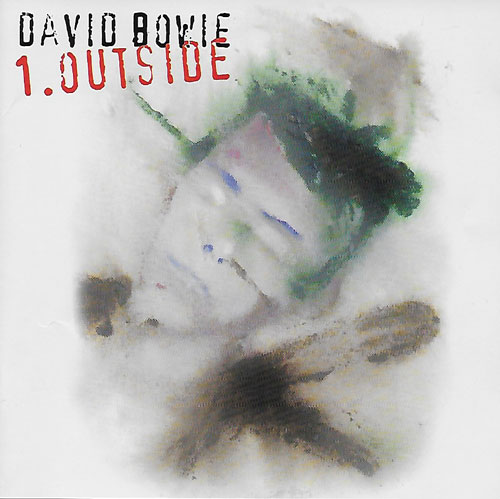 David Bowie Outside 1 The Nathan Adler Diarie cover