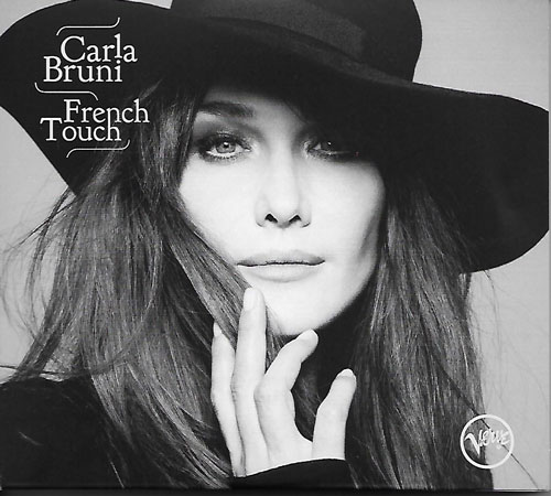 Carla Bruni French touch cover