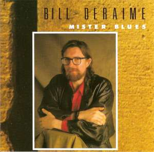 Bill Deraime Mister blues