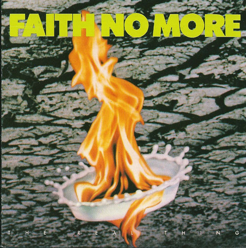 Faith No More The real thing