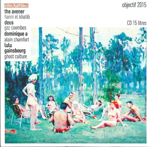 Compilation Les Inrockuptibles Objectif 2015