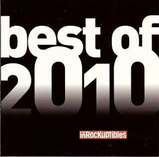 Les inrockuptibles Best of 2010