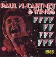 Paul Mc cartney & Wings Band on the run