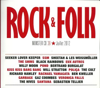 Rock & Folk Monster CD 39