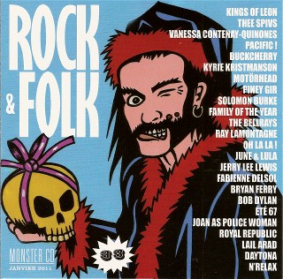 Rock & Folk Monster cd 33