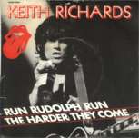 Keith Richards Run Rodolph Run