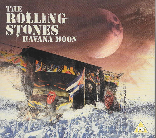The Rolling Stones Havana Moon cover