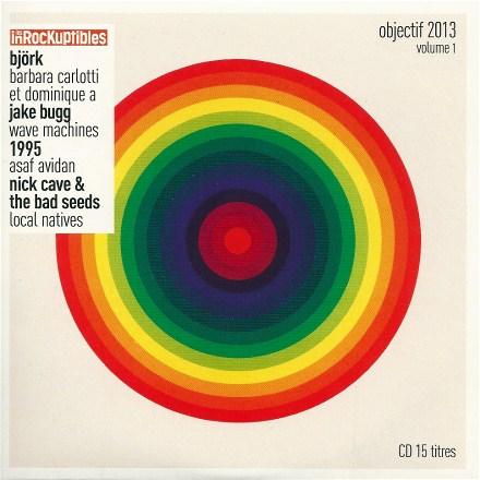Compilation les inrocks Objectif 2013 Volume 1