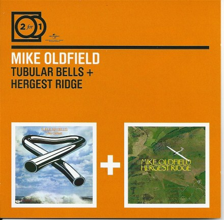 Mike Oldfield Tubular Bells et Hergest Ridge