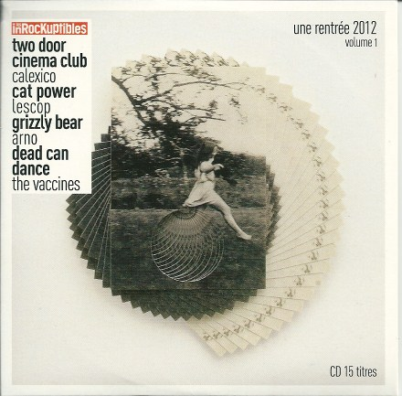 Les Inrockuptibles Une rentrée 2012 Volume 2