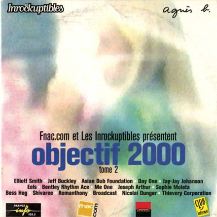 Compilation Les Inrockuptibles Objectif 2000 tome 2