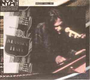 Neil Young Massey Hall 1971