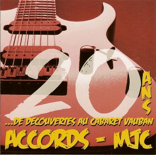 Accords MJC 20 ans de découvertes au cabaret Vauban
