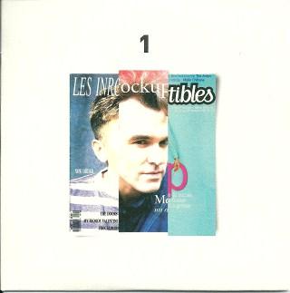 L'anthologie des inrocks CD 1
