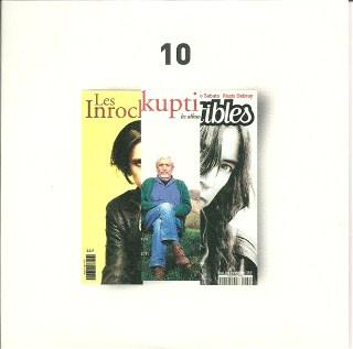 L'anthologie des Inrocks - CD 10