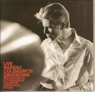 David Bowie Live at Nassau Coliseum 76