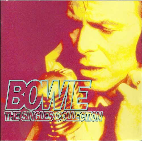 David Bowie The single collection