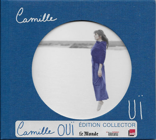 Camille Ouî cover