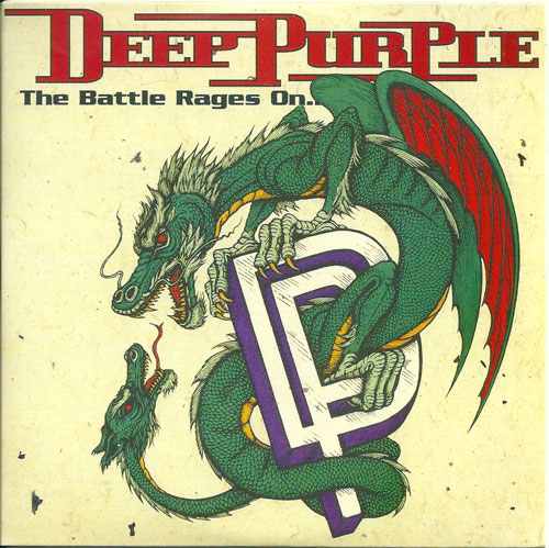 Deep Purple The Battle rages on