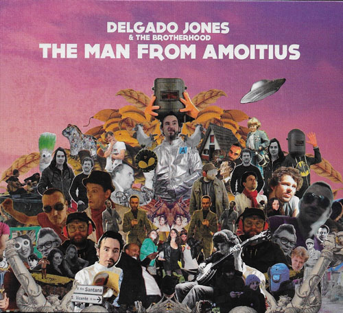 Delgado Jones & The Brotherhood