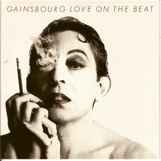 Serge Gainsbourg Love on the beat