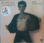 Richard Hell & The Voidoids Blank Génération