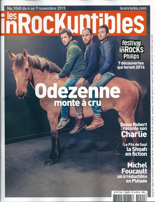 Les Inrocks 1040