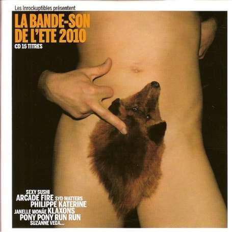 Compilation Les Inrocks La bande son de l'été 2010
