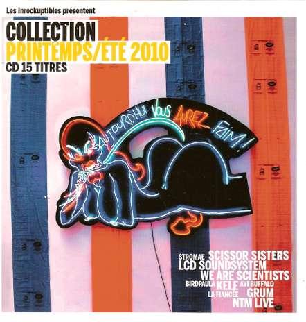 Les Inrocks Collection printemps été 2010