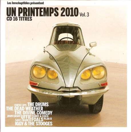 Les Inrocks Un prinyemps 2010 vol 3