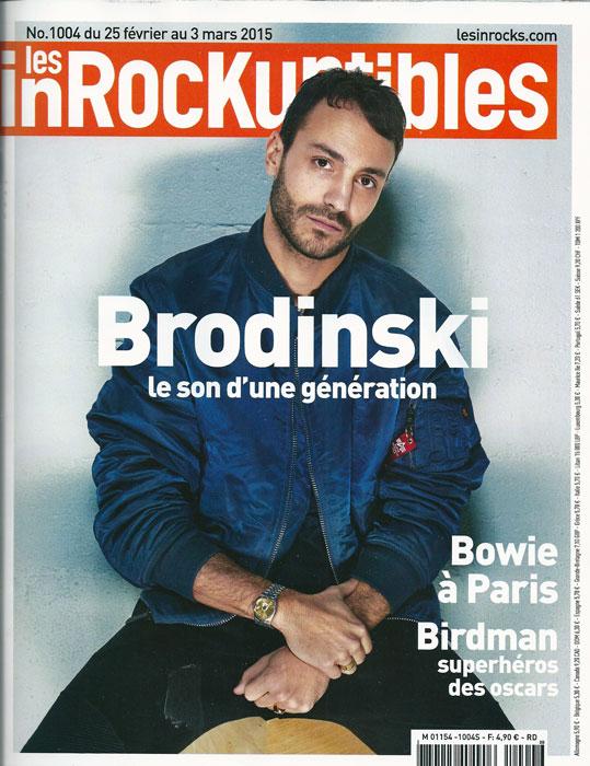 Les Inrockuptibles 1004