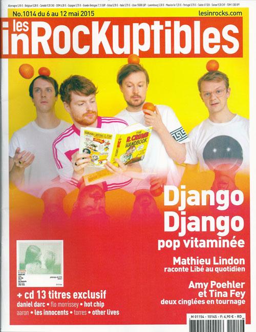 Les Inrocks n° 1014