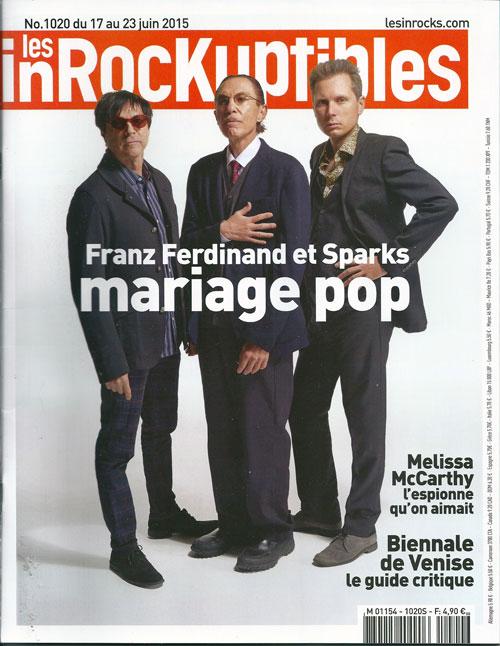 Les Inrocks n° 1020