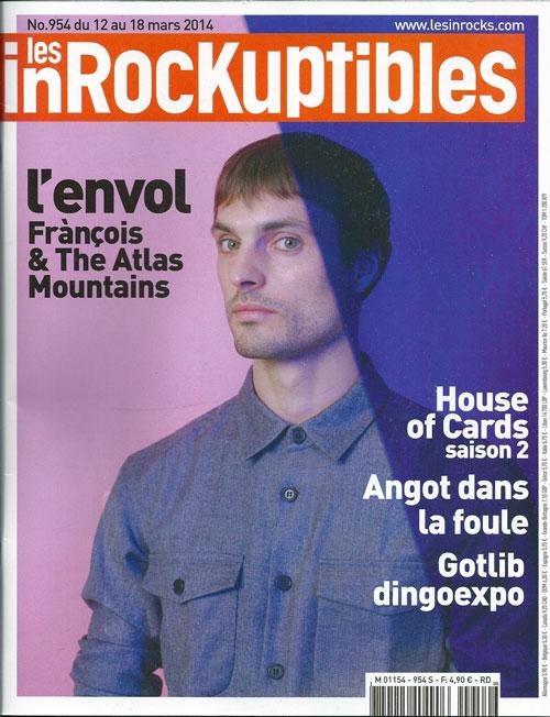 Les Inrocks 954