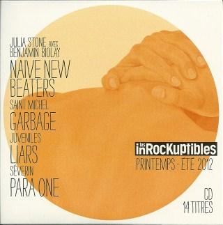 Les inrocks Printemps Eté 2012