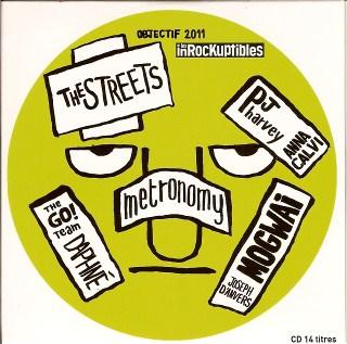 Compilation Les Inrocks Objectif 2011