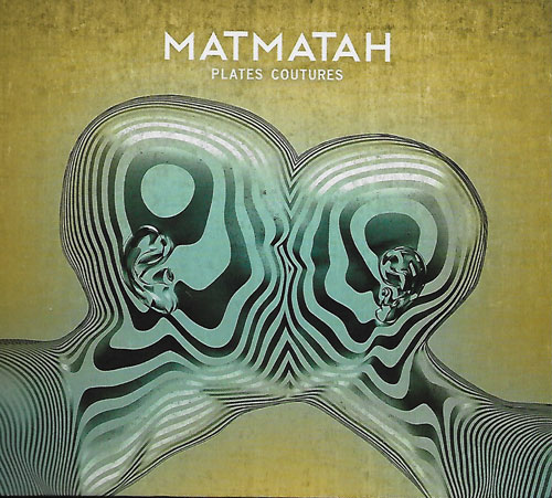 Matmatah Plates coutures cover