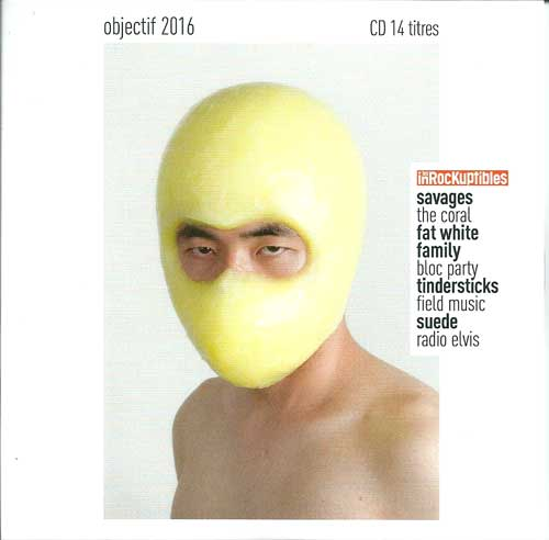 Compilation Les Inrockuptibles Objectif 2016