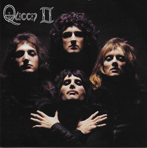 Queen II cover