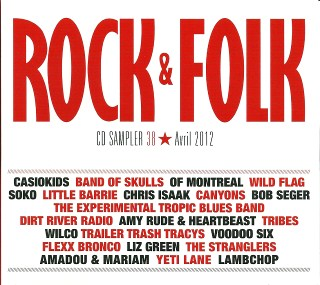 Compilation Rock & Folk CD Sampler 38
