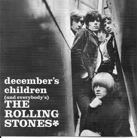 The Rolling Stones December's children