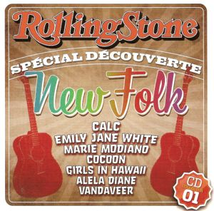 Compilation RollingStone New Folk