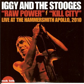 Iggy Pop and The Stooges Live at Hammersmith Apollo 2010