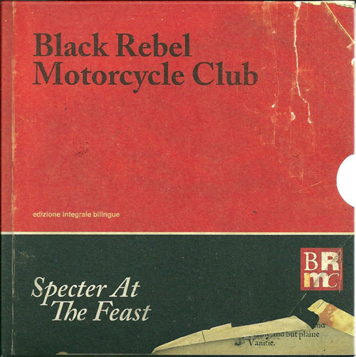 Black Rebel Motorcycle Club Specter at the feat