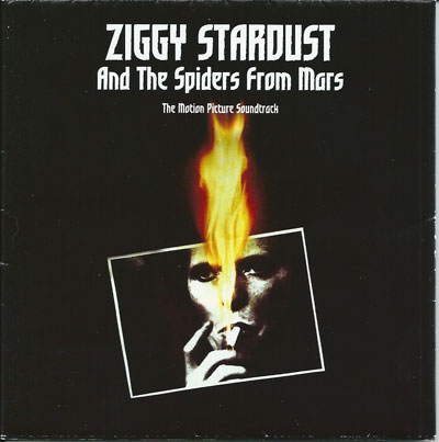 David Bowie Ziggy Stardust The motion picture soundtrack
