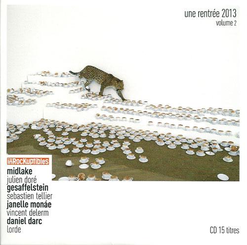 Compilation Les Inrocks Une rentrée 2013 Volume 2