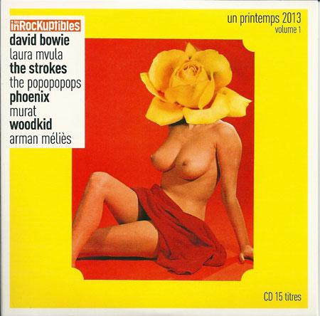 Compilation Les Inrocks Un printemps 2013 Volume 1