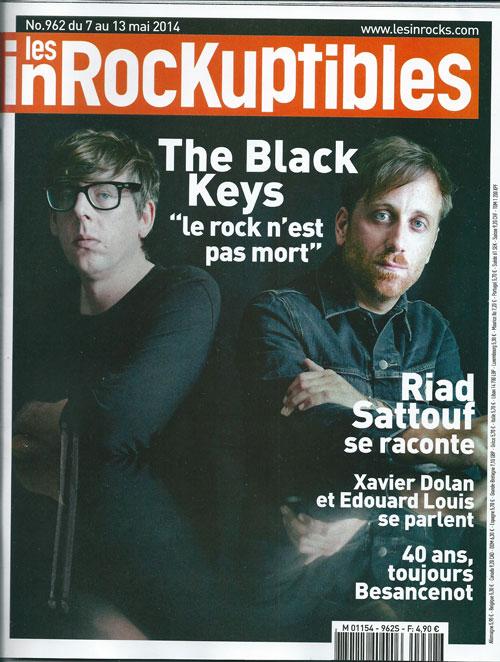 Les Inrockuptibles 962 7 mai 2014