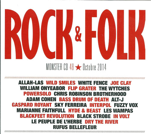 940e71007e Les Compils de Rock   Folk Les Monsters CD